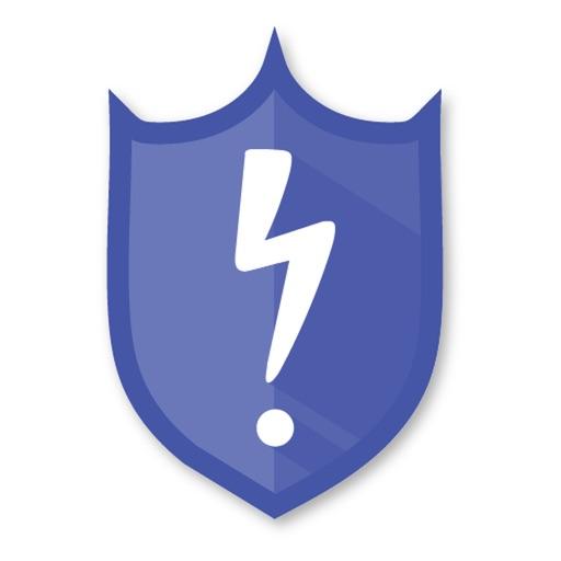 PanicShield - Panic Attack Aid iOS App