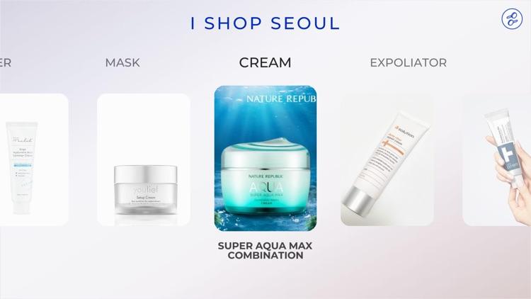 I SHOP SEOUL:  k-beauty shop