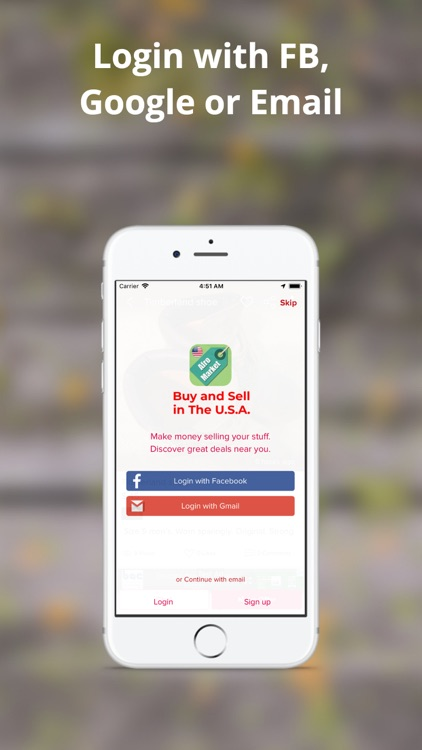 AfroMarket USA: Buy and Sell screenshot-4
