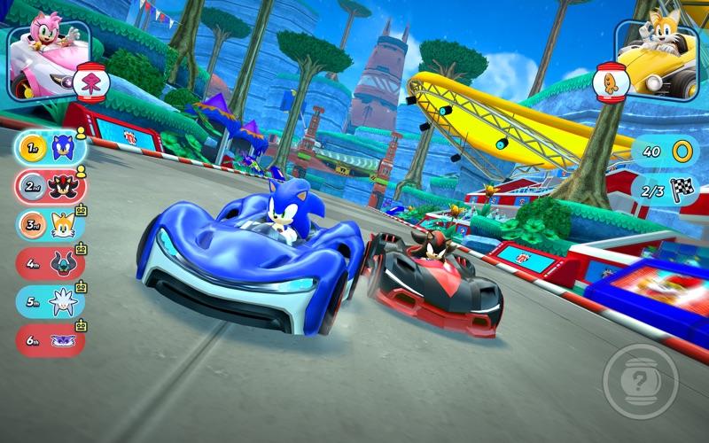 Sonic Racing screenshot 5