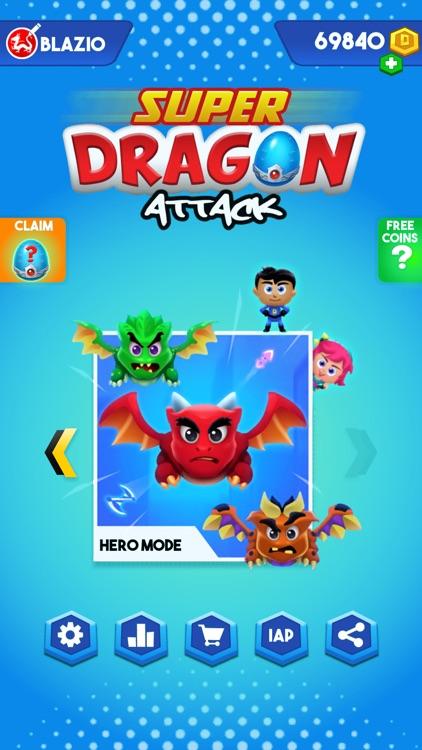 Super Dragon Attack