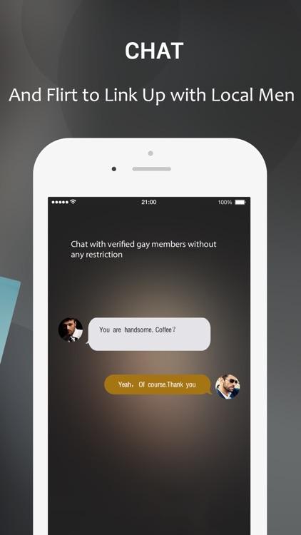 Gay Hookup & Dating App: GHunt screenshot-3