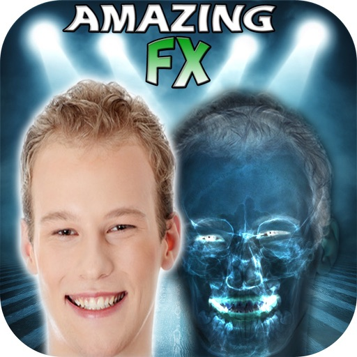 Amazing FX - Night Ray Vision icon