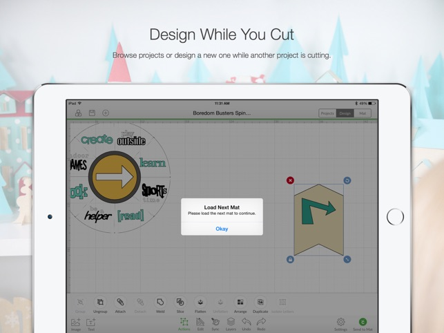 Cricut Design Space on the App Store
