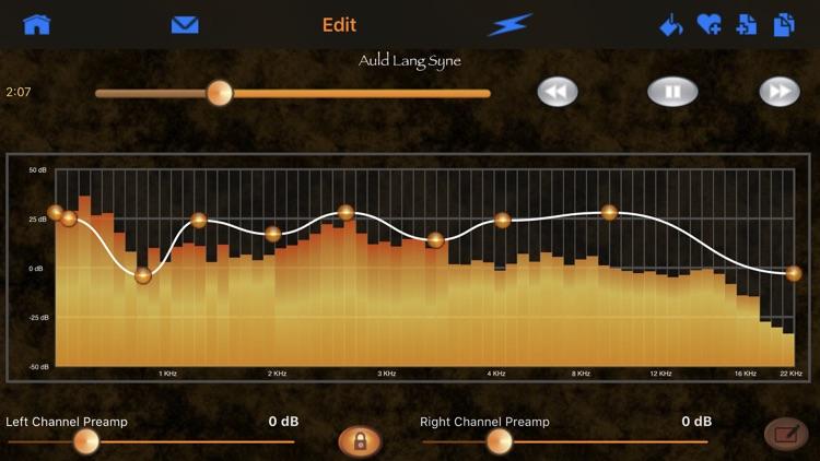 Full HD Parametric Equalizer screenshot-4