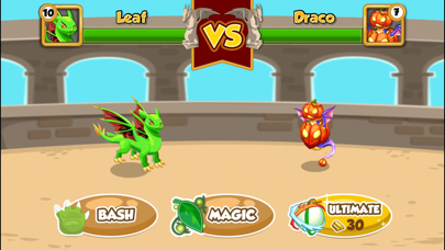 Dragon Story™ screenshot three