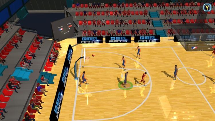Slam & Dunk Basketball Pro