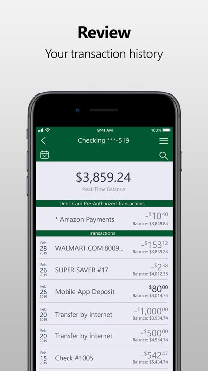 1stbago Mobile Banking screenshot-2