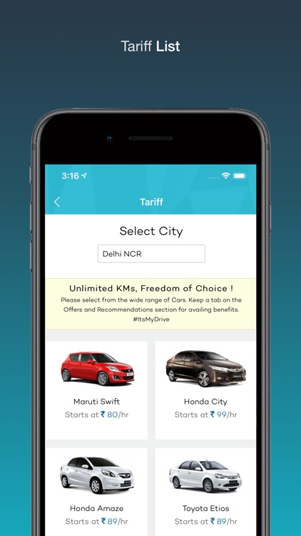 Volercars - Self Drive Cars screenshot-6
