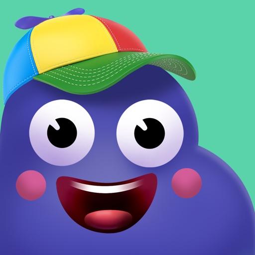 Lingo Blubs: Learn English app logo