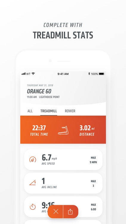 Orangetheory Fitness screenshot-5