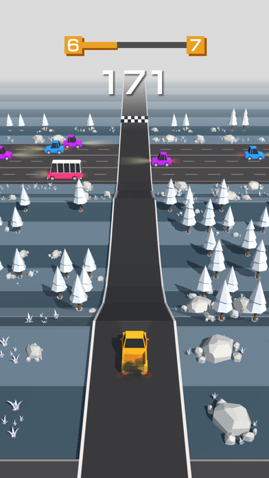 download Traffic Run! apps 1