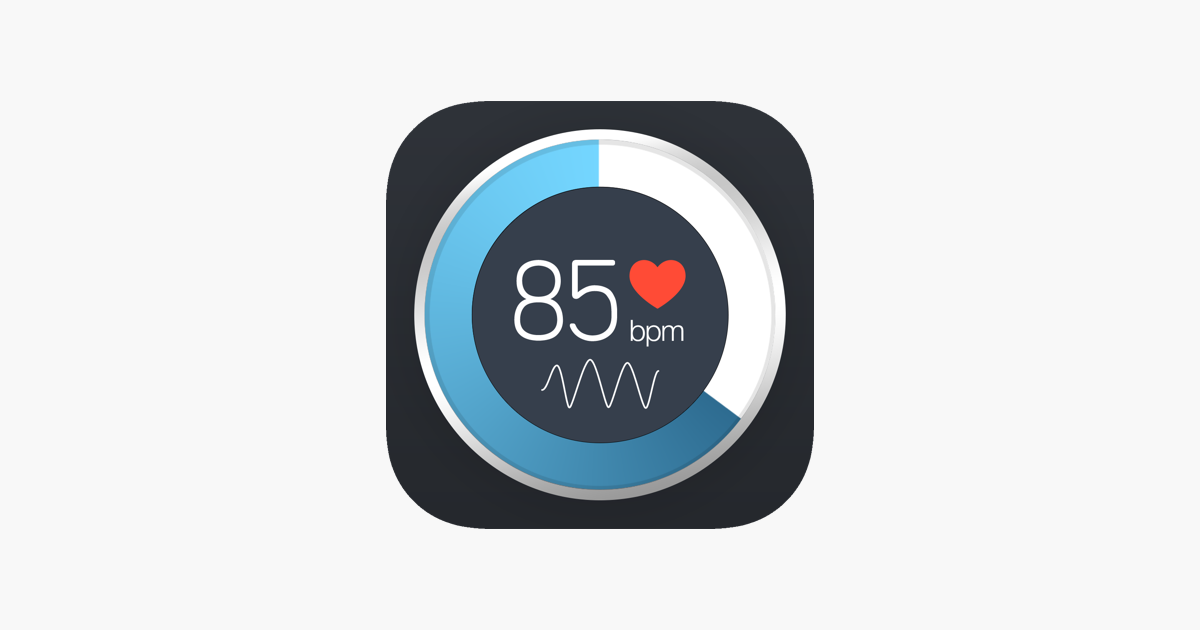 21ccf263a85  Instant Heart Rate  HR Monitor on the App Store
