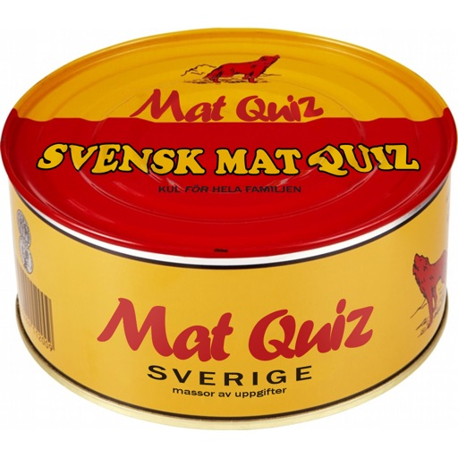 Svensk Mat Quiz