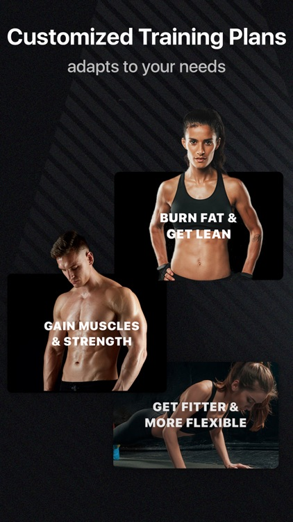 WunderBody Fitness Workout App screenshot-4