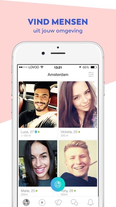 lovoo - fantastický chat flirt a datování itunes