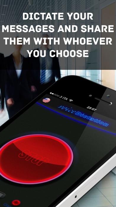 Voice Dictation ! Screenshots