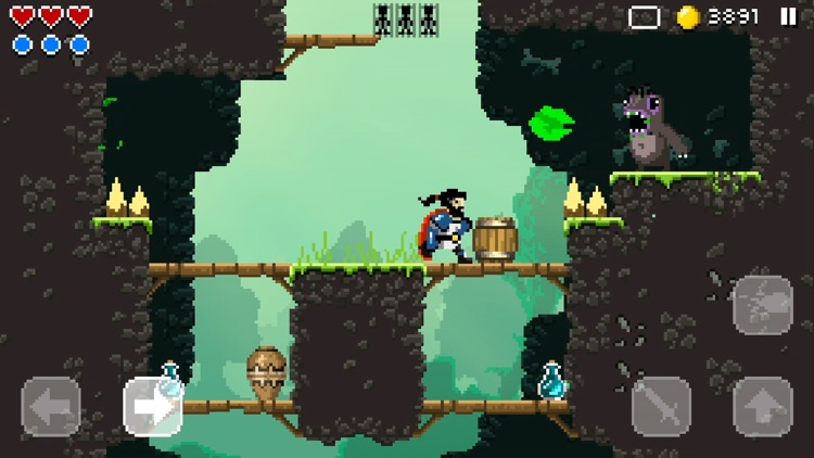 Sword Of Xolan screenshot-4