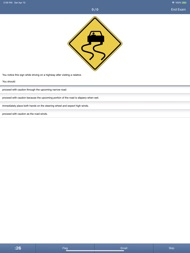 DMV Permit Test & Drivers Ed ipad images