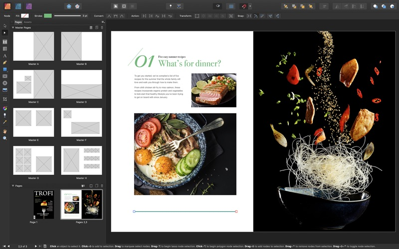 Affinity Publisher DMG Cracked for Mac Free Download