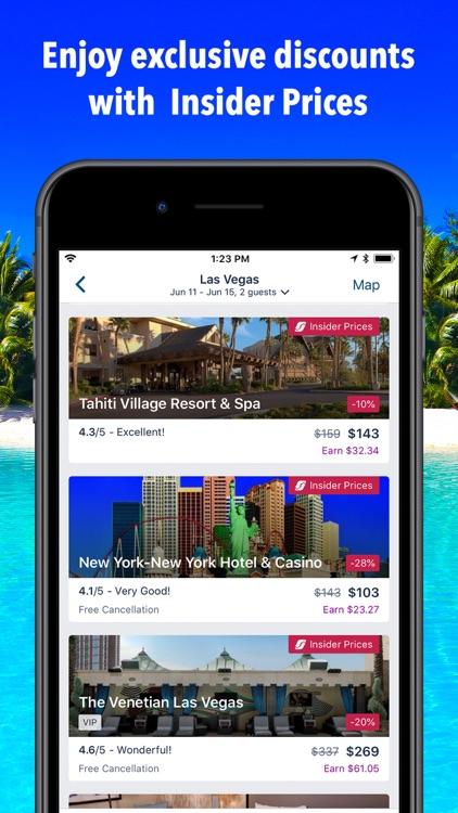 Orbitz Hotels & Flights screenshot-7