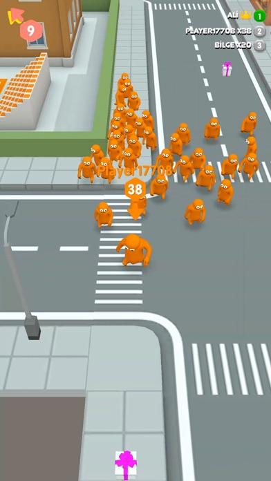 Gangs.io screenshot 2