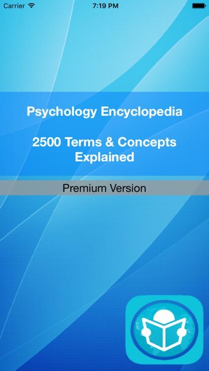 Psychology Encyclopedia App