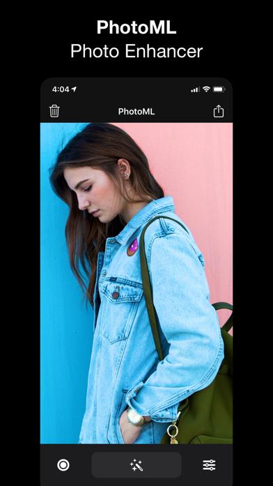 PhotoML Enhancer screenshot 1