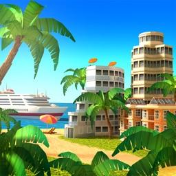 Paradise City Island Sim
