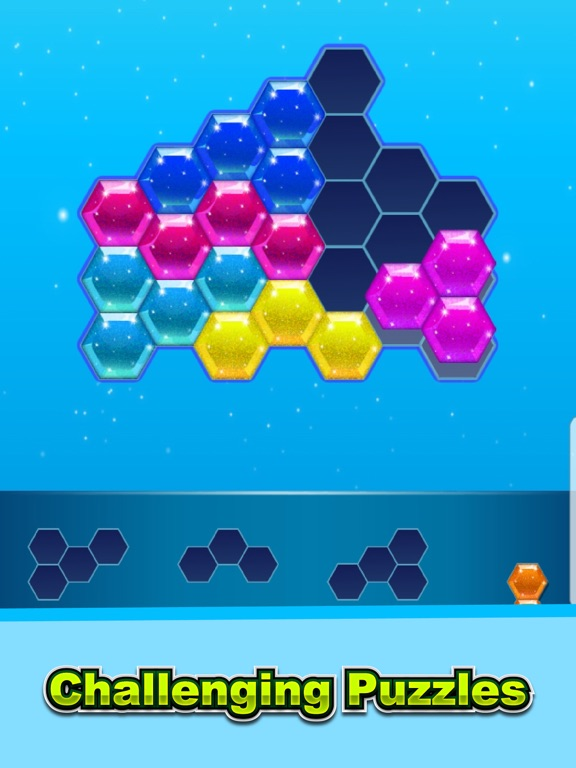 Glitter Blitz screenshot 1