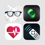 Best Digital Tools - magnifying glass,heart monitor,metal detector,sound meter & more