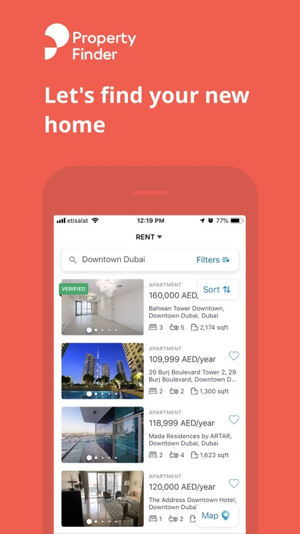 Property Finder - Real Estate