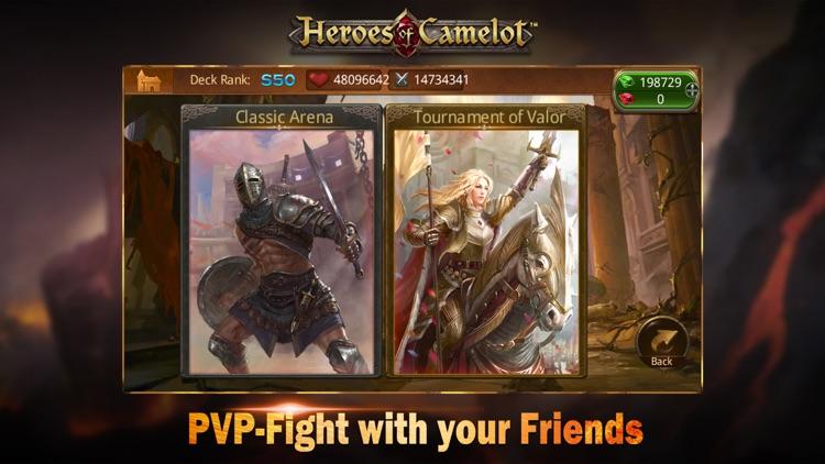 Heroes of Camelot screenshot-7
