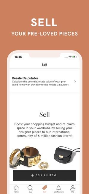 4d359188de24  Vestiaire Collective on the App Store