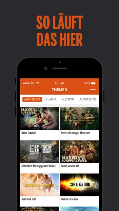 Herunterladen DMAX App für Pc