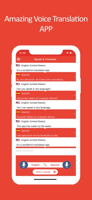 Speak & Translate | Translator on the App Store