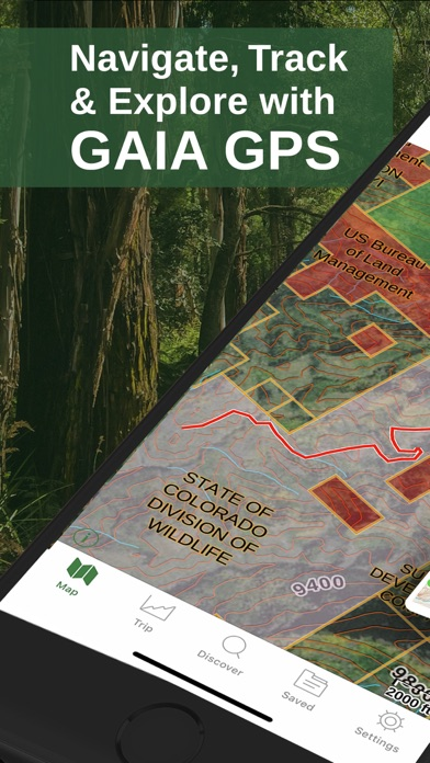 Gaia GPS Hiking, Hunting Maps - Revenue & Download estimates