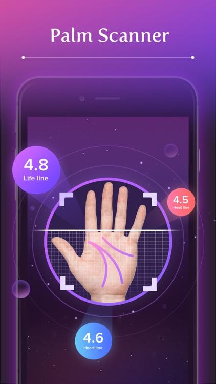 Zodiac Master Plus - Palm Scan