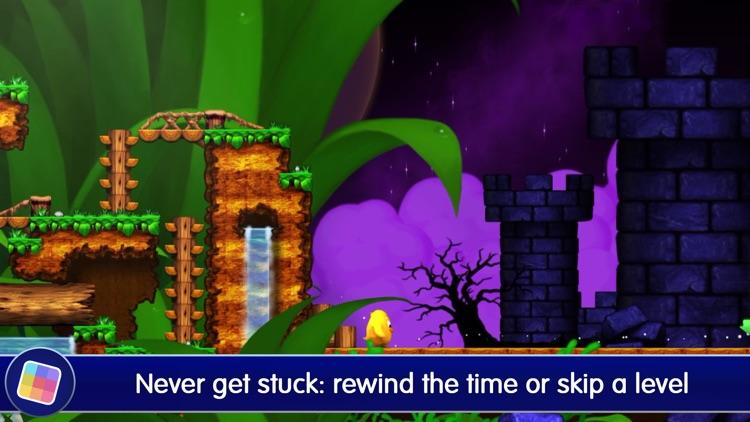 Toki Tori - GameClub screenshot-3