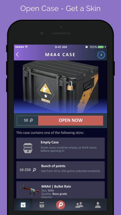 DailySkins: Cases & Skins screenshot-4