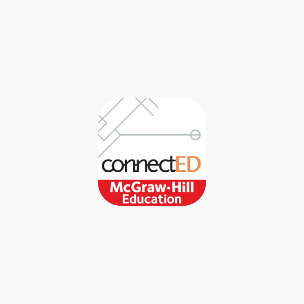 McGraw-Hill K-12 ConnectED Pho on the App Store