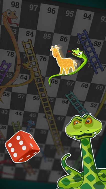 Snakes and Ladders - dice game screenshot-7
