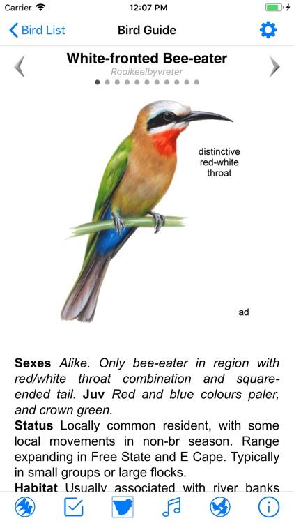 Roberts Bird Guide 2 screenshot-3
