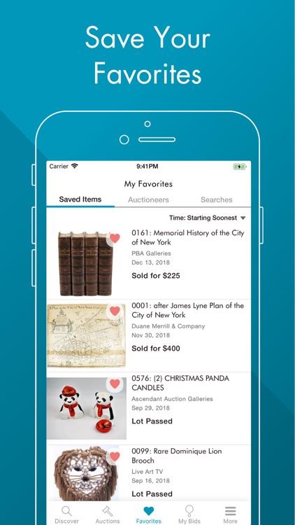 LiveAuctioneers: Bid & Collect screenshot-3