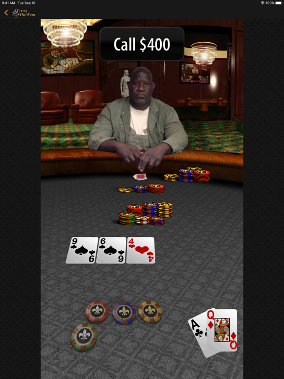 Texas Hold'em screenshot 8