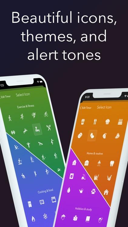 Timer & stopwatch - Timeglass screenshot-5