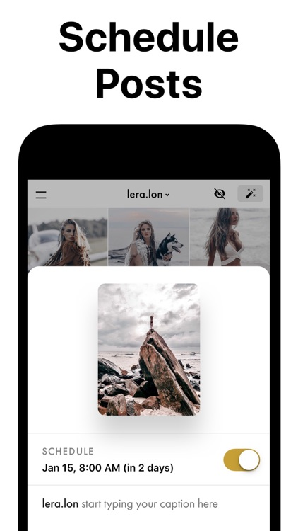 Preview for Instagram・Planner