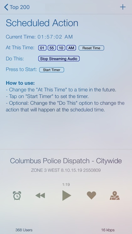 Police Scanner  screenshot-3
