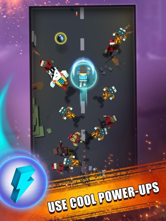Zombie Pop : Gun Shooter screenshot 8