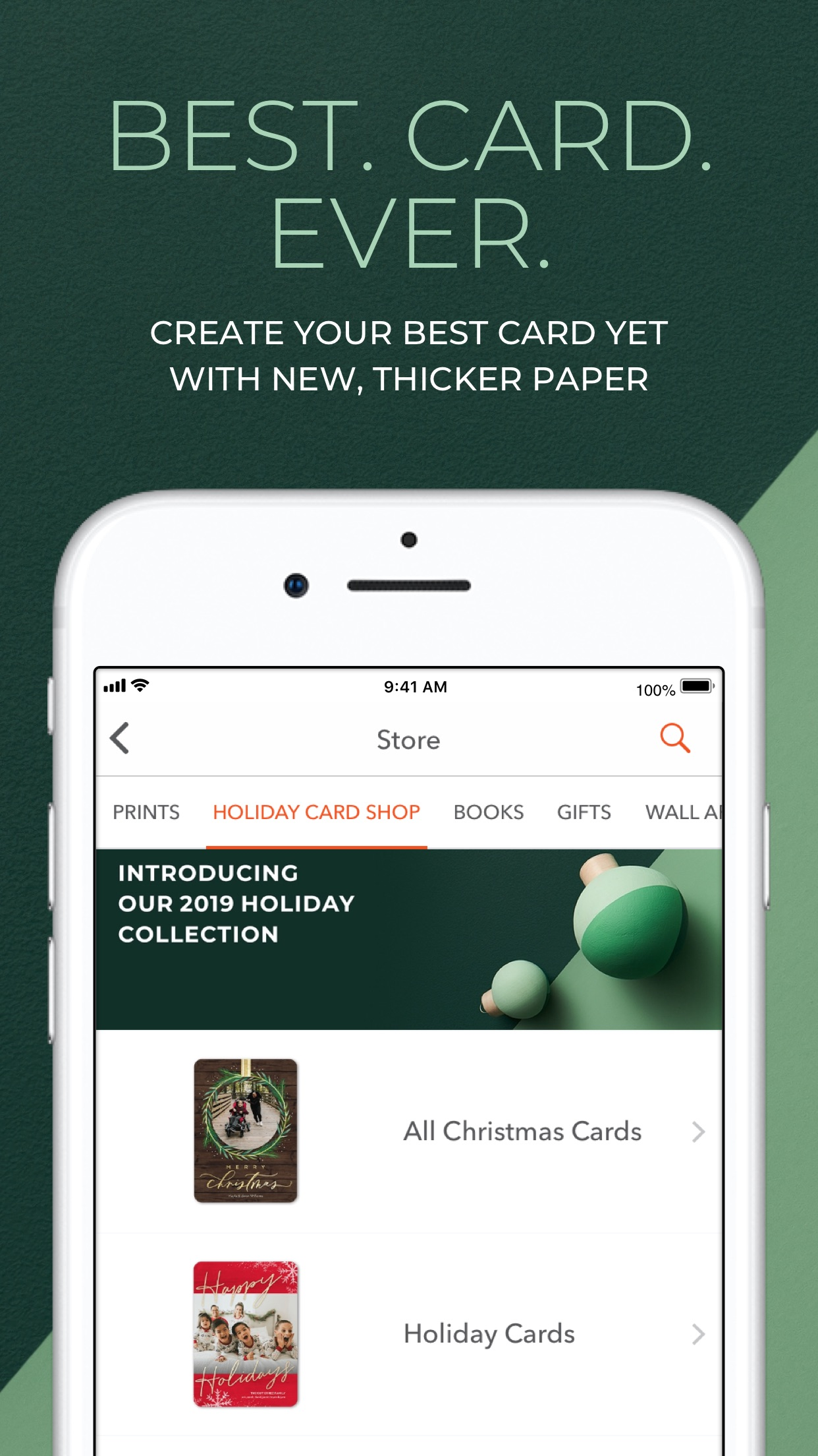 Shutterfly: Cards & Gifts Screenshot